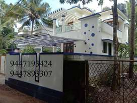 4 bedroom New house for sale at Kozhikode - East hill.Price: 85 Lakhs,