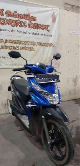 Honda BEAT CBSISS (raharja fatmawati)
