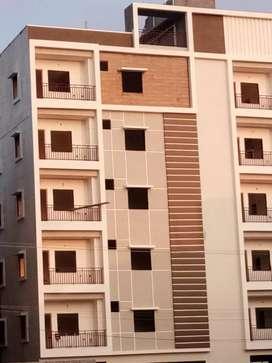 $$ Sainikpuri near nandini hosp  new 3 bhk flat for sell