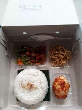 Nasi kotak yg mau order dg hrg mumer