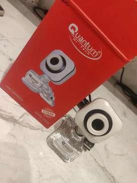 Quantum Hi- Tech USB Camera With 1 year Warranty