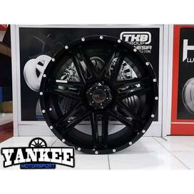 Cicil Velg Mobil DP 10% HSR Wheel BLOCK Ring 20 PCD 6X139,7 SMB