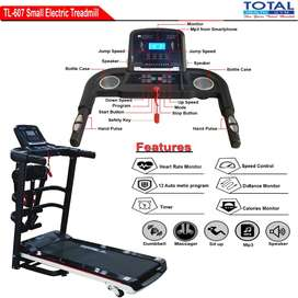 treadmill elektrik tl 607 treadmil  listrik COD Pasuruan