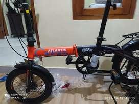Sepeda lipat R16