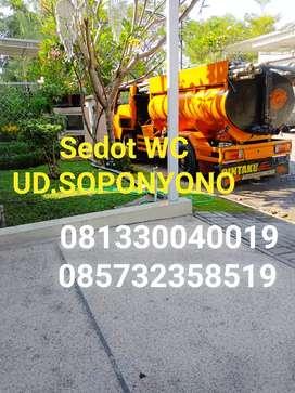 Sedot wc Tanggul SG Jaya