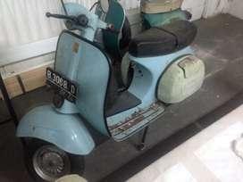 Dijual Vespa Super thn 1969