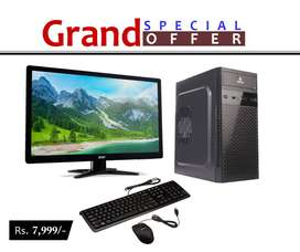 "Ram-4GB | HDD-320GB | Wifi | 15"" LED 