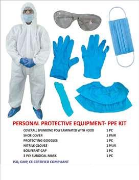 PPE KIT STERILIZATION