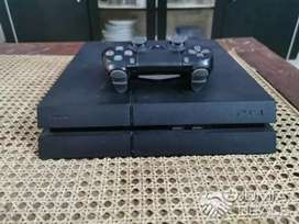 Sony PlayStation 4_non-open set without jailbreak.