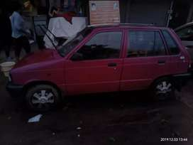 1999  maruthi 800 for sale