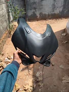 R6 Full mask with 2 Projector lights for r15v3