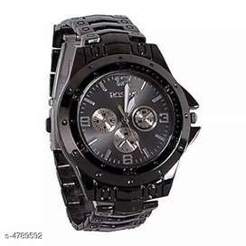 latest Watches Trendy Men's Watches Strap Material