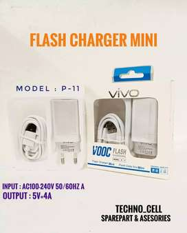 Flash charger mini vivo model p-11