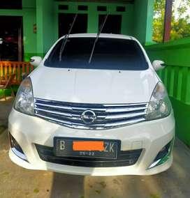 Jual Mobil Nissan Grand Livina 1.8 Highway Star