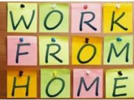 Earn money from home - part time work for all