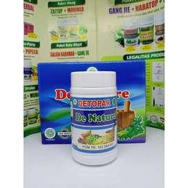 Detopar De Nature Obat Herbal  Batuk Menahun Paru Paru Tbc Bronkitis