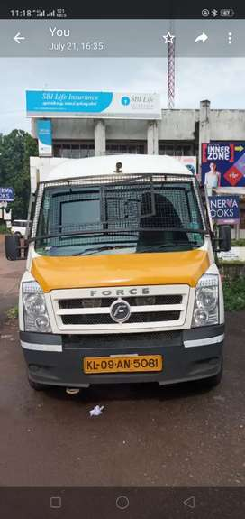In this van use for bank perpose AC and cemara