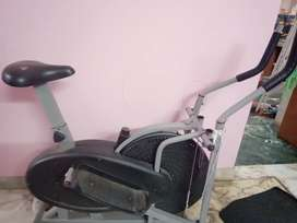 Exercise cycle stationary bike 8000