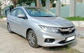 Honda City 1.5 V Automatic Sunroof, 2018, Petrol