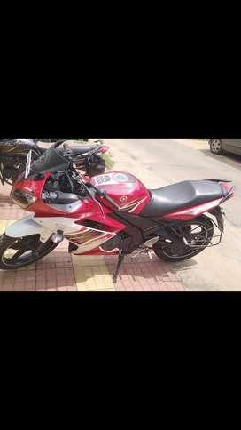 Yamaha R 15