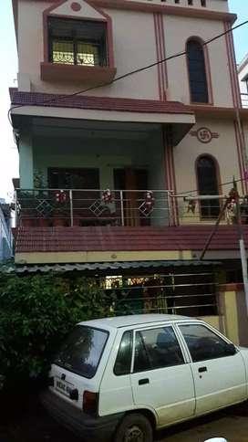 Rent of 3 BHK house at Bhagabat Sandhan,  Lane 12.Rasulgah