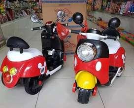 Motor Aki Mickey