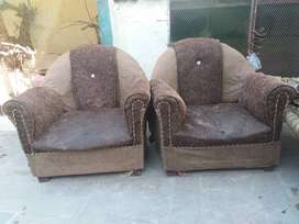 2pcs of Sofa set for sale