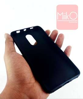 Softcase blackmate xiaomi note 4