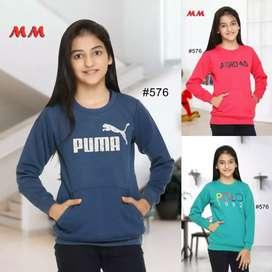 Girlish Sweatshirts (Meei Miss)
