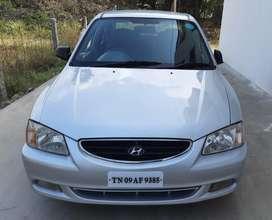 Hyundai Accent GLE, 2004, Petrol
