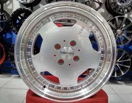 Velg Mobil Mirage, Vios, Yaris, Mobilio, Brio Ring 16 HSR Wheel