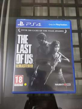 The Last of Us - PS4 Game - Sell