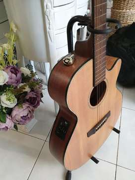 Jual Gitar Acustik Elektrik Merk Cort
