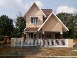3BHK villa for sale near Rajagiri Hospital
