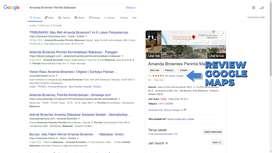 Jasa Nambah Review Bintang 5 di Google Maps