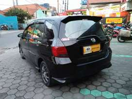 HONDA JAZZ VTECH matic 2007 KiloMeter LOW TDP ONLY 10JT!! (CEBAANN)