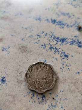 Old. Coins