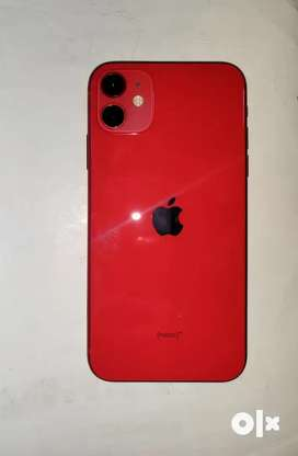 i phone 11 (Product red) 128GB