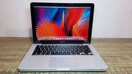 Macbook Pro 13 Inch MID 2012 MD101 Core I5 2.40GHz Render Handal