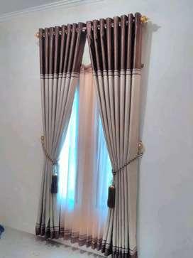 Paling menarik gordyn hordeng gorden Curtains 352cd