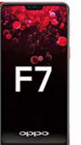 Oppo f7 for sale