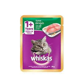 WHISKAS WET FOOD POUCH 85g
