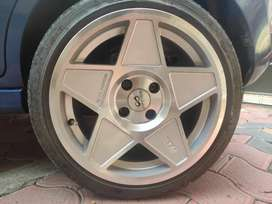 """15""""8j alloy only"""