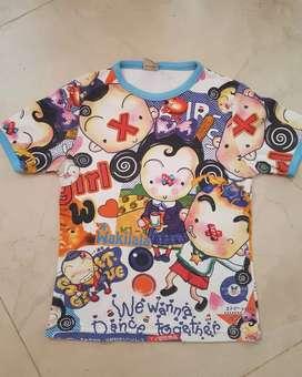 Baju anak import