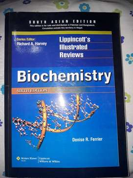 Lipincott's illustrated reviews biochemistry sixth/6th edition