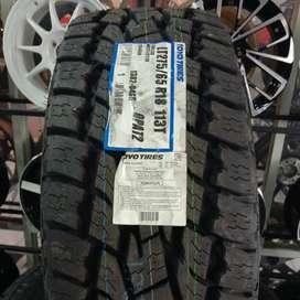 Ban Toyo Tires baru ukuran LT 275-65 R18 OPAT2 Fortuner Pajero