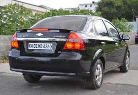 Chevrolet Aveo LT 1.6 Opt, 2008, Petrol