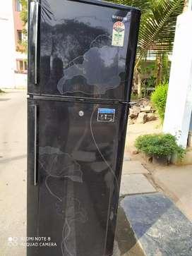 Samsung double door fridge good running condition