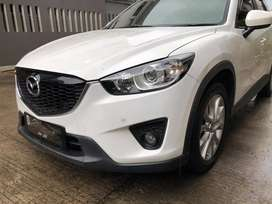 Mazda CX 5 at 2014 akhir grand touring