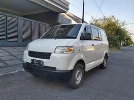 Suzuki APV 1.5 blin Van (angkutan barang) putih tahun 2012